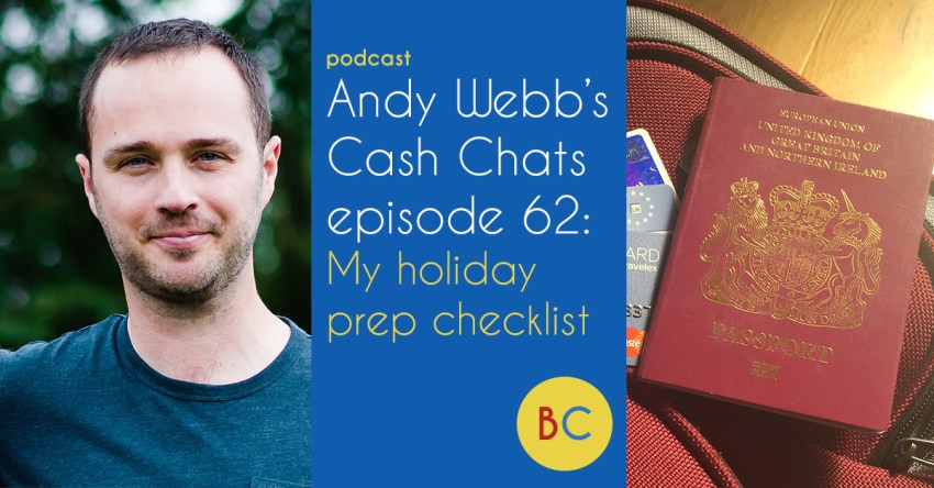 Cash Chats ep62: My holiday prep checklist