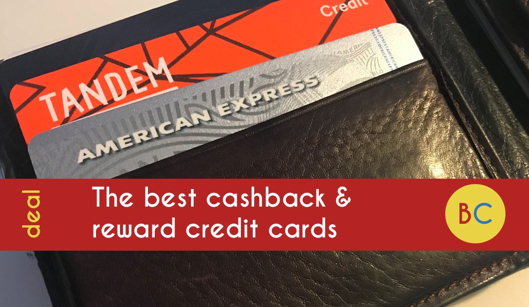 The best cashback and reward credit cards (June 2019) inc 5% Amex