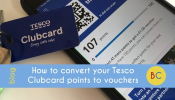 Six best uses of tesco clubcard points be clever with your cash how to convert your tesco clubcard points into vouchers including the new faster vouchers reheart Images