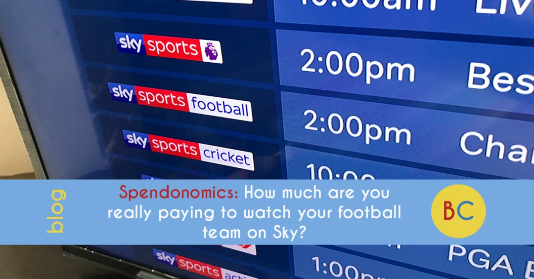 how much to watch your team on Sky