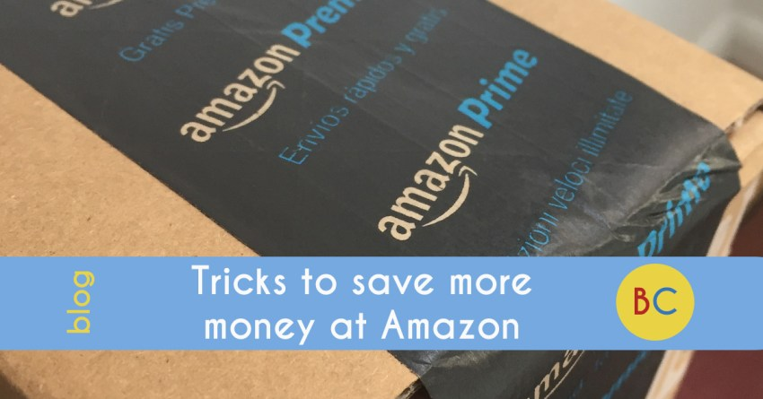Tricks to save more money at Amazon