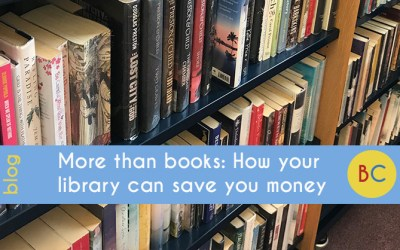 More than books: 9 ways your library can save you money