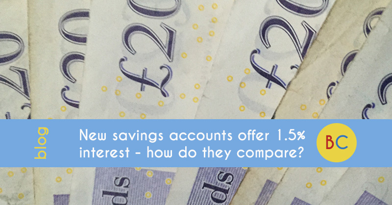 New savings accounts offer 1.5% - how do they compare?