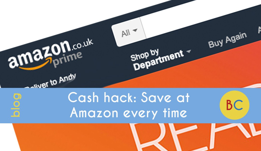 Cash hack: Save 2% at Amazon every time