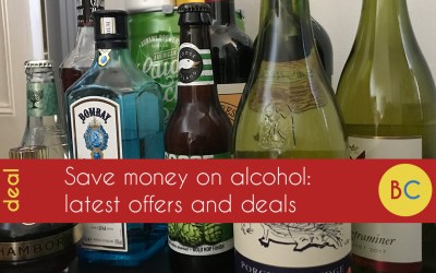 Latest beer, wine and spirits offers and deals