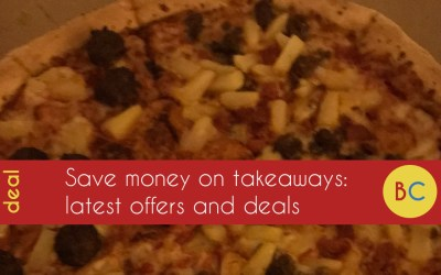 Latest takeaway offers and deals
