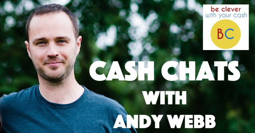Cash Chats #107 - The money apps I actually use, w/ guest Jordon Cox
