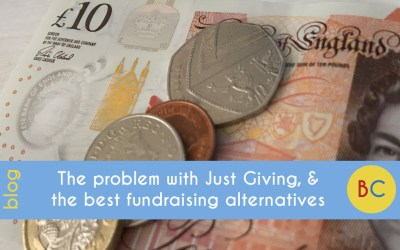 The problem with Just Giving and the best fundraising alternatives