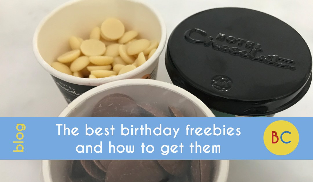 The best birthday freebies and how to get them