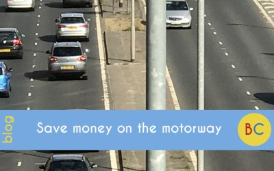 Save money on the motorway