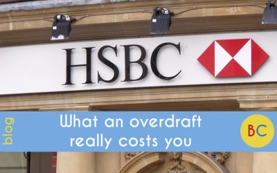 What an overdraft really costs you