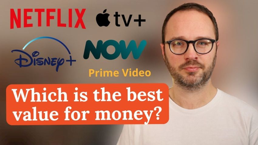 Netflix vs Now TV vs Amazon Prime Video vs Apple TV +