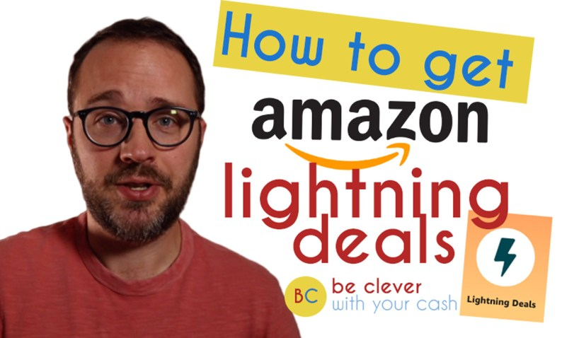 Amazon Lightning Deals hacks and tips