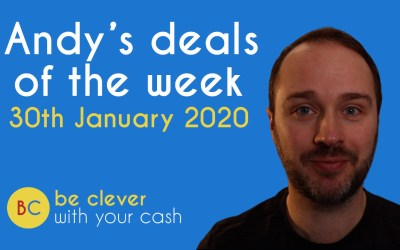 Andy's deals of the week – 30th January 2020