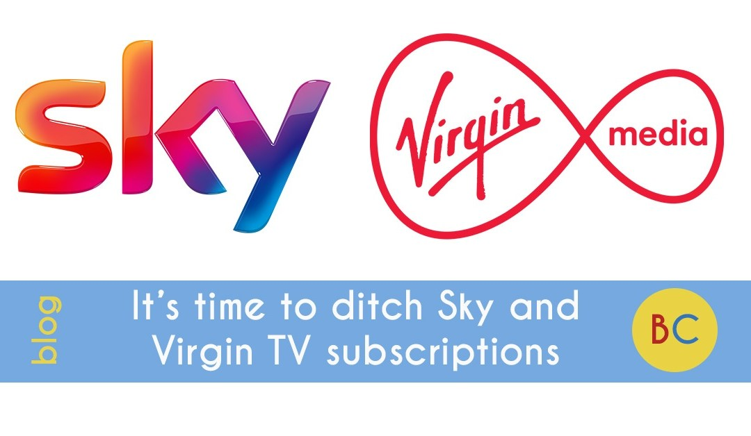 It's time to ditch expensive Sky and Virgin TV subscriptions
