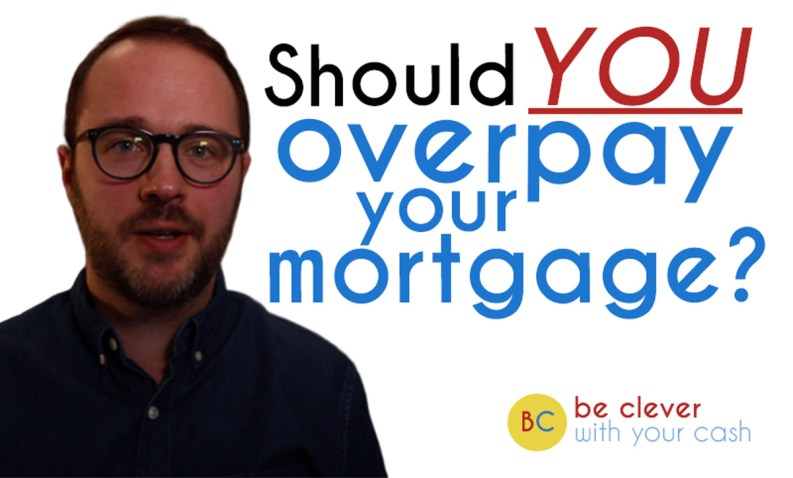 Should you overpay your mortgage?