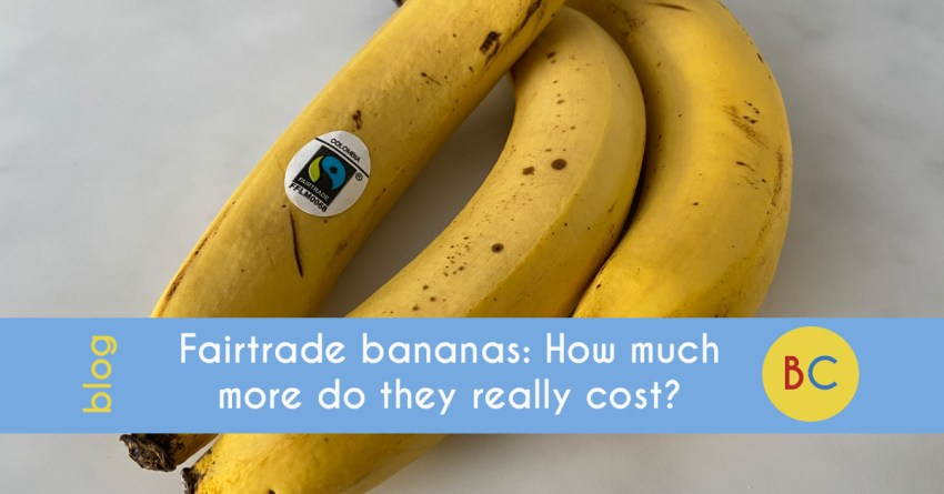 Fairtrade bananas: How much more do they really cost?