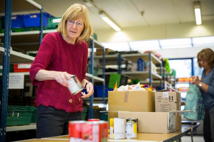 Find a foodbank (Trussell Trust)