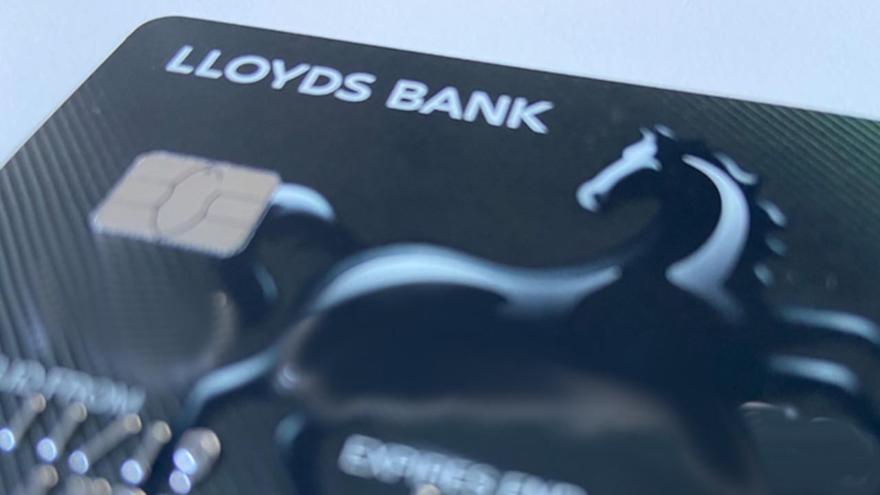 Club Lloyds Current Account Debit Card