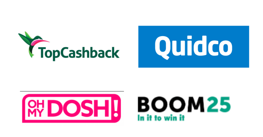 The best cashback sites
