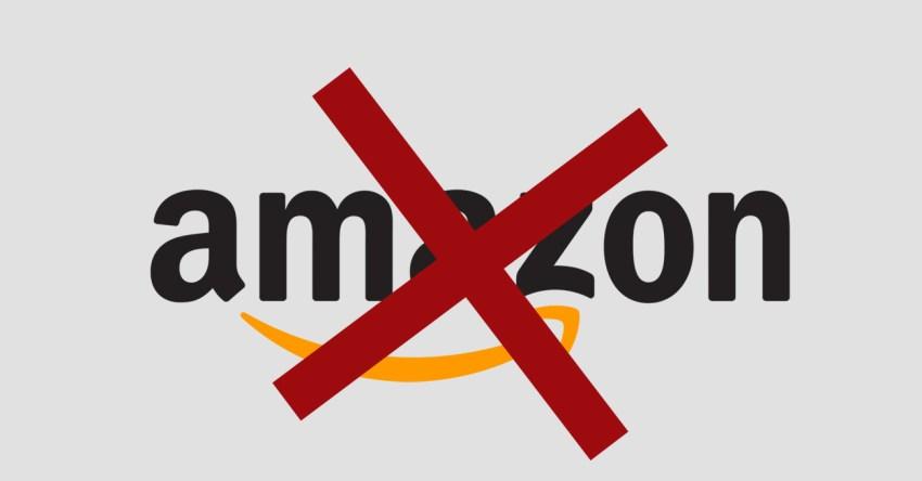 Reasons not to shop at Amazon