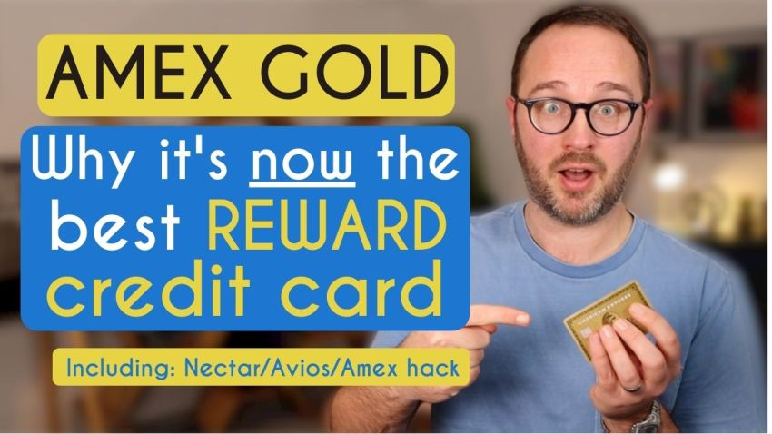 American Express Preferred Rewards Gold credit card review