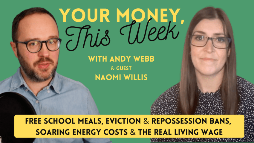 Cash Chats #160: Your Money, This Week (15/1/21)
