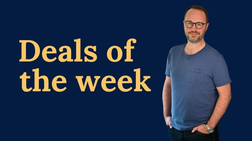 Andy's deals of the week 1st May 2021