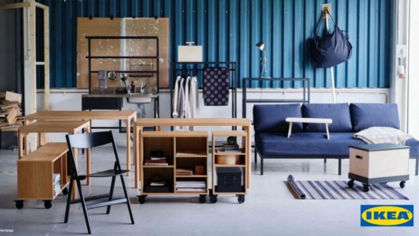 Ikea's buy back scheme: How it works