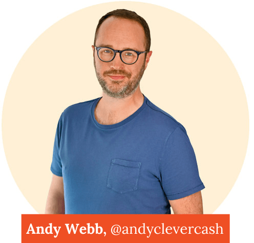Andy Webb Be Clever With Your Cash