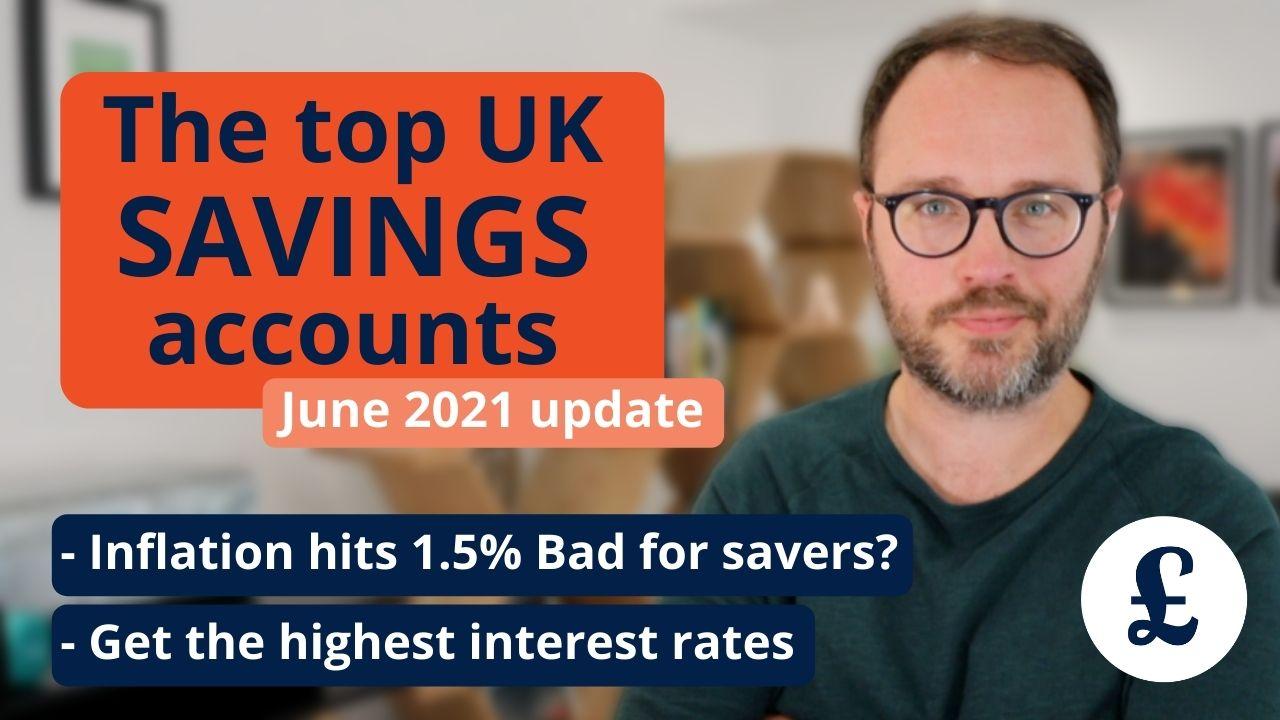 June savings accounts udpate