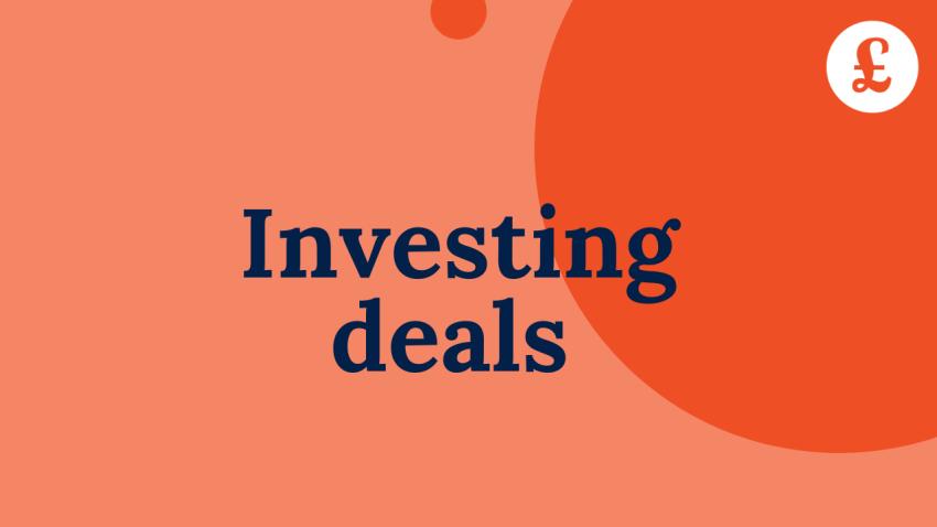 Investing offers and cashback deals (September 2021)