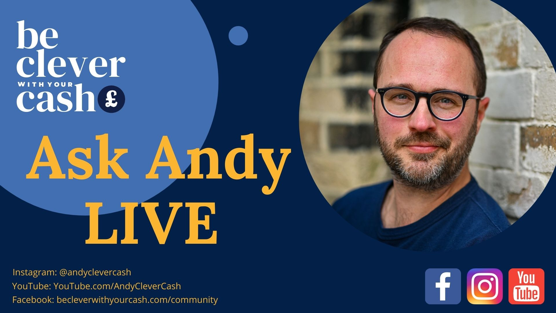 Ask Andy #18: Your money questions answered