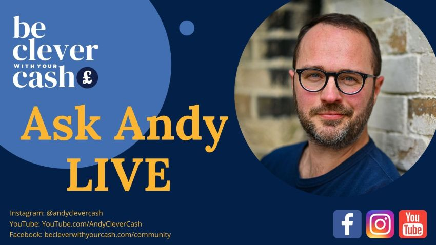 Ask Andy #17: Your money questions answered