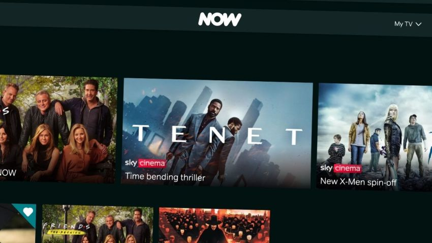 NOW TV to change price and membership plans