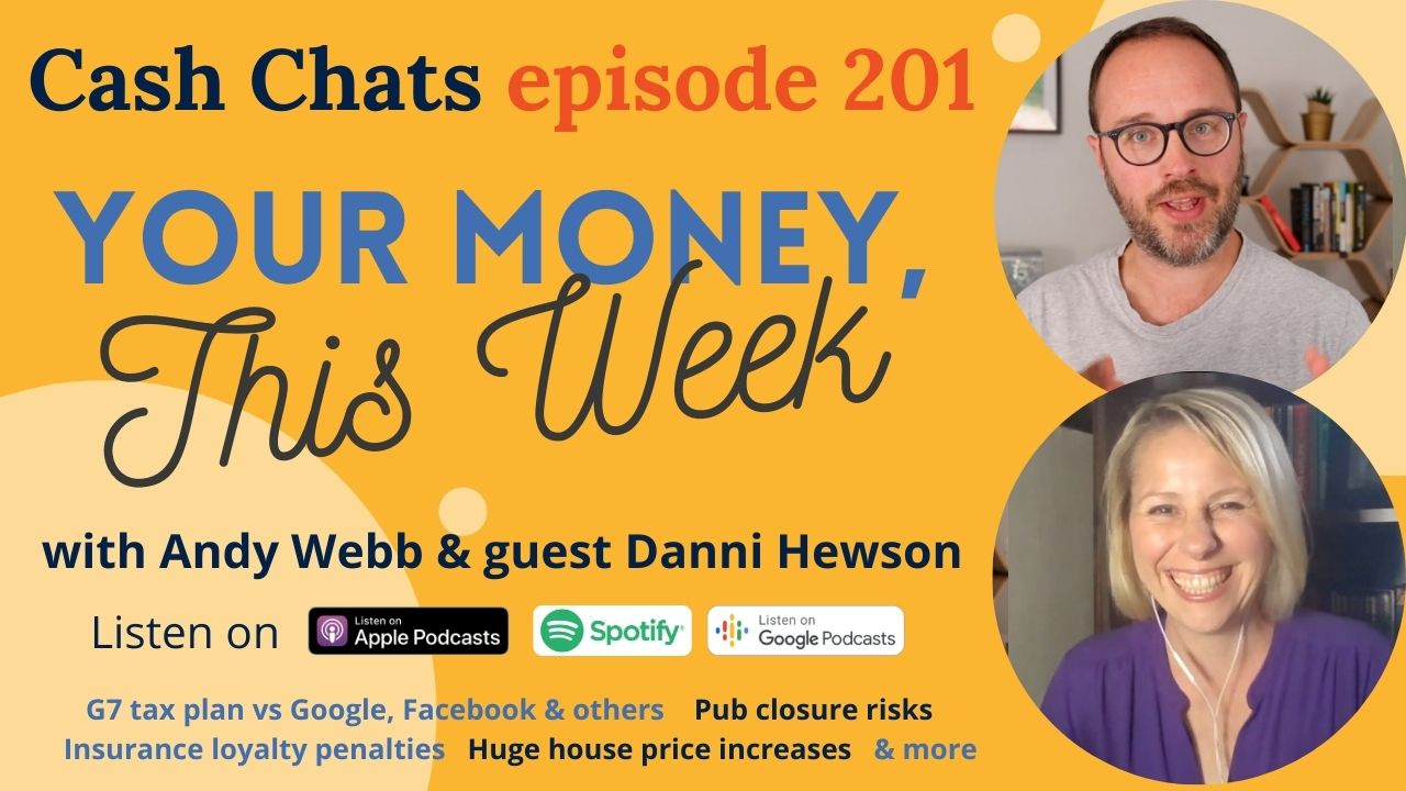 Your Money This Week podcast Danni Hewson