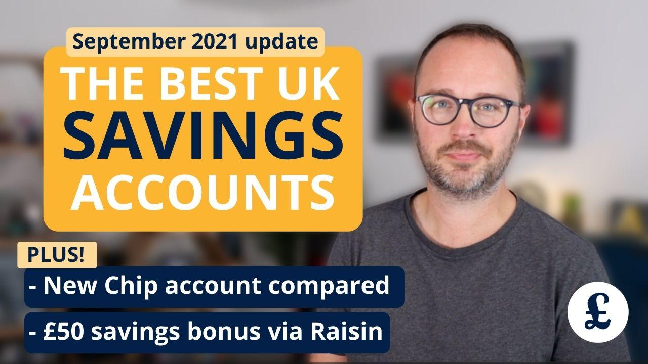 September's savings round-up & news