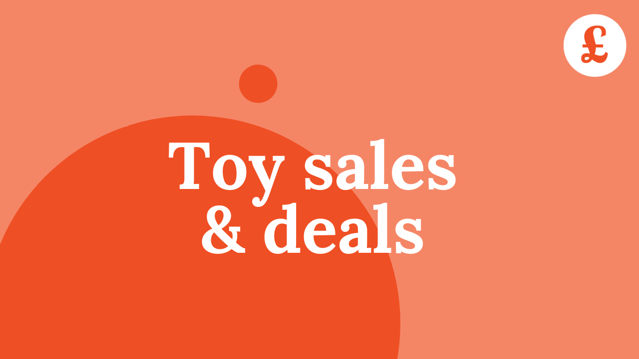 toys sales and deals