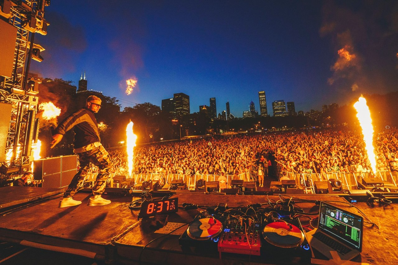 Lollapalooza anuncia lineup com Pearl Jam, Red Hot e The Killers