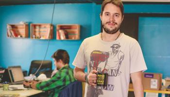 Entrevista: Bruno Perin dá dicas para empreender sem dinheiro