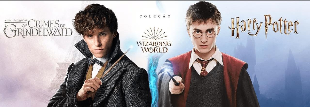 5f6e7c306 Chilli Beans lança linha de óculos inspirada no universo de Harry Potter
