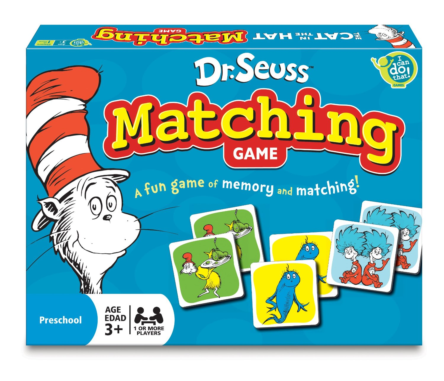 Dr Seuss Matching Game Only 4 99