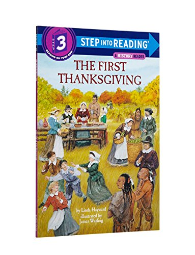 Favorite Kids Books About Thanksgiving