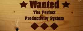 Productivity systems