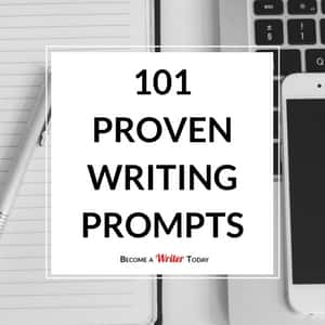101 Proven Writing Prompts