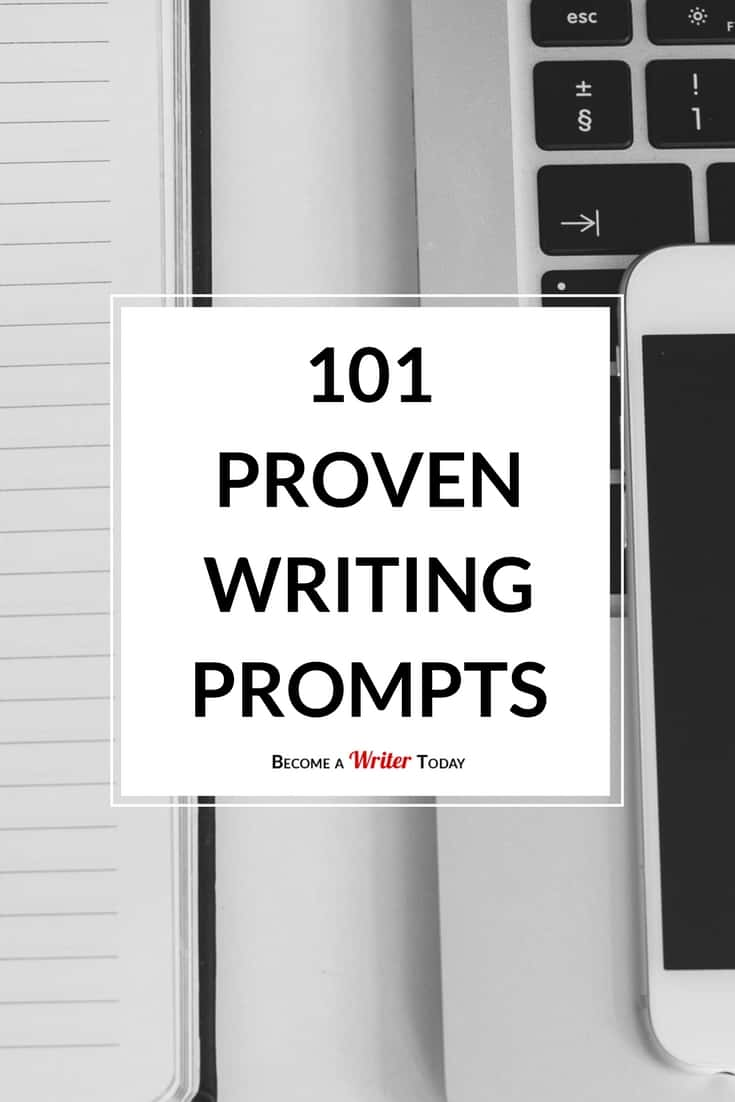 101 Proven Writing Prompts Pinterest