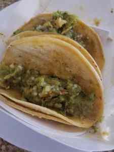 Trader Joes Shrimp Soft Tacos