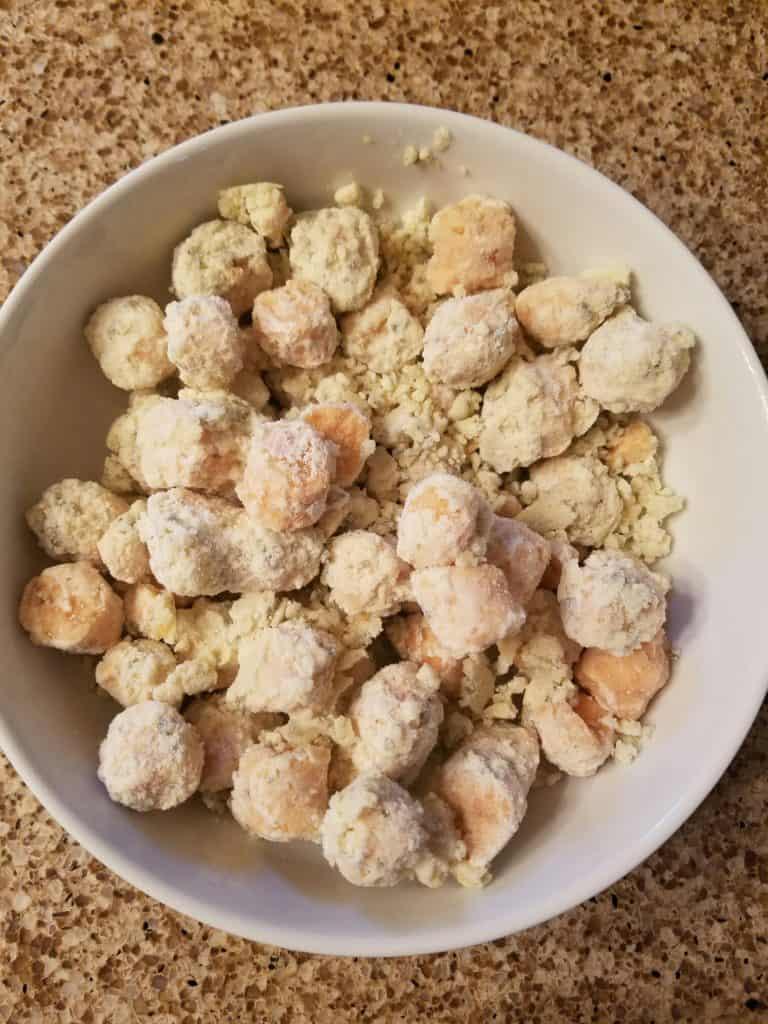 Trader Joes Sweet Potato Gnocchi