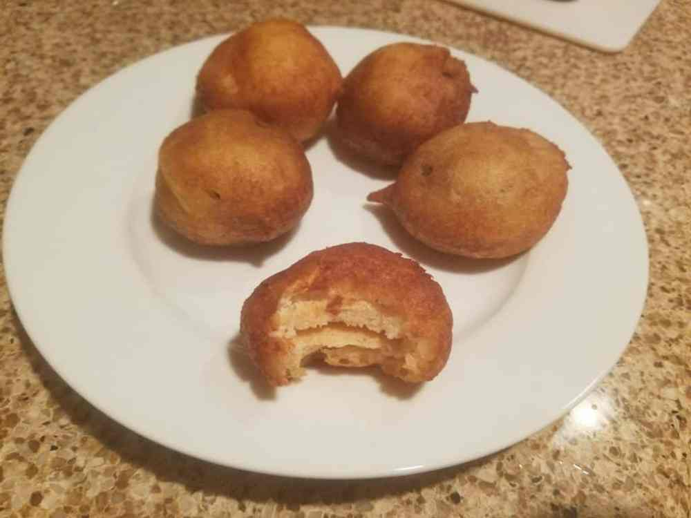 Deep Fried Macarons