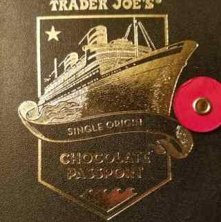 Trader Joe's Chocolate Passport